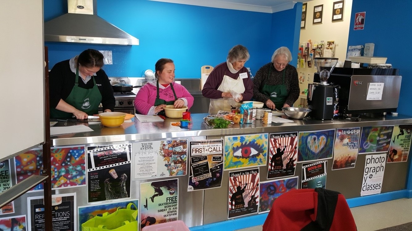 community kitchen workshop a success in bowral